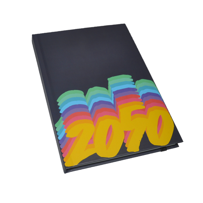 TN50 NOTEBOOK COLOURFUL 2050