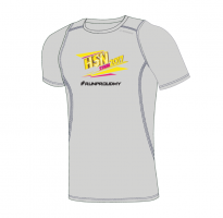 Running T-Shirt (Grey)