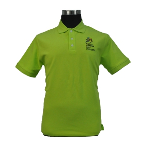 KL2017 COLLAR TSHIRT (Honeycomb/Lite Green)