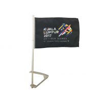 KL2017 CAR FLAG