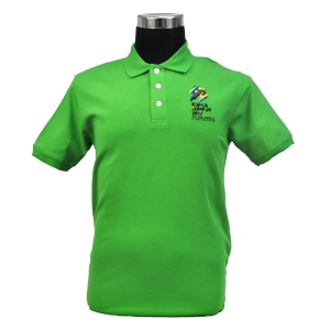 KL2017 COLLAR TSHIRT (Honeycomb/Green)